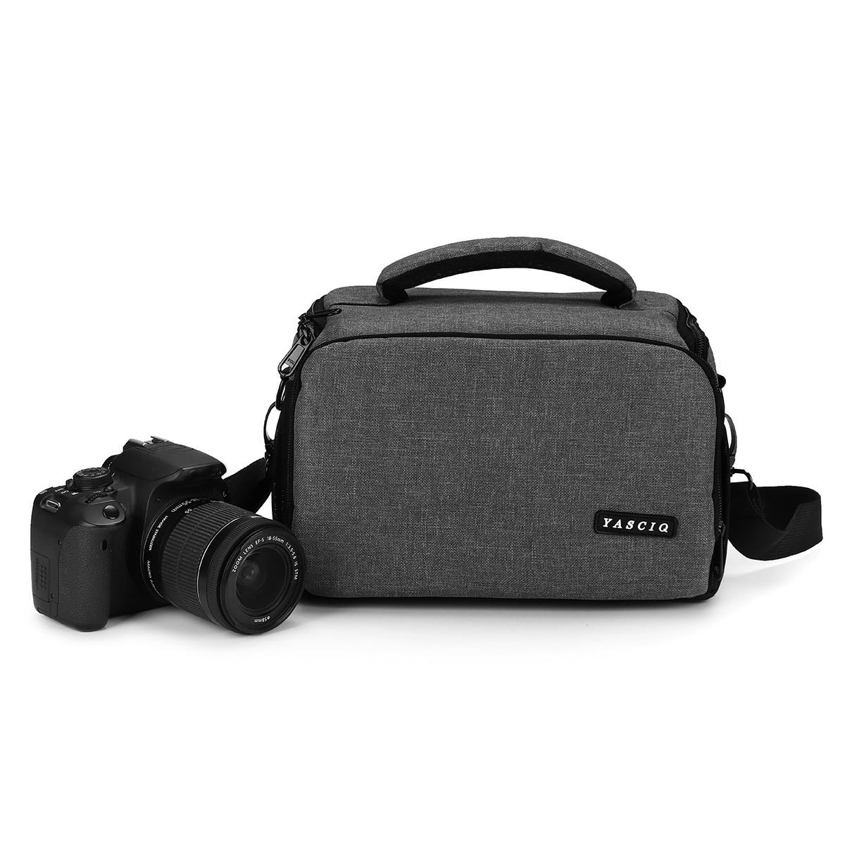 Professional DSLR Shoulder Camera Bag Outdoor Sports Digital Waterproof  Anti-theft Camera Bag