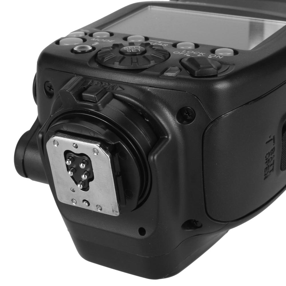 Yongnuo Yn600ex Rt Ii 24g Wireless Hss Master Ttl Flash Speedlite Yn 565ex Lcd For Canon