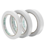 20m Double Sided Tape Roll Strong Adhesive Sticky DIY Crafts Office Supplies 3 Widths