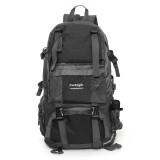 50L 210D Waterproof Nylon Backpack Camping Hiking Mountaineering Rucksack