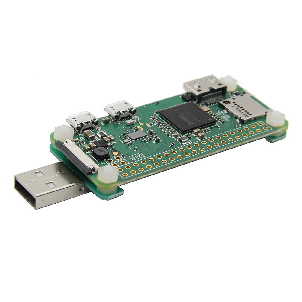 USB-A Addon Board V1.1 USB Connector Expansion Board For Raspberry Pi Zero / Zero W