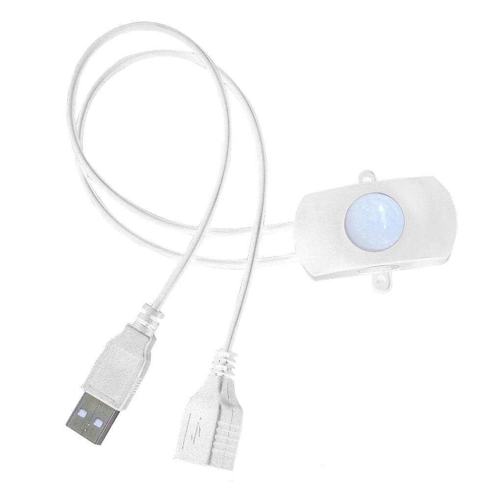Mini 12v Motion Sensor Switch Led Strip Light Pir Infrared Sensor Detector Switch For Home Corridor Bathroom Garages Switches