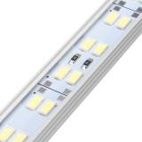 30CM 8W SMD5630 U Shape Double Rows LED Rigid Strip Hard Bar Light DC12V