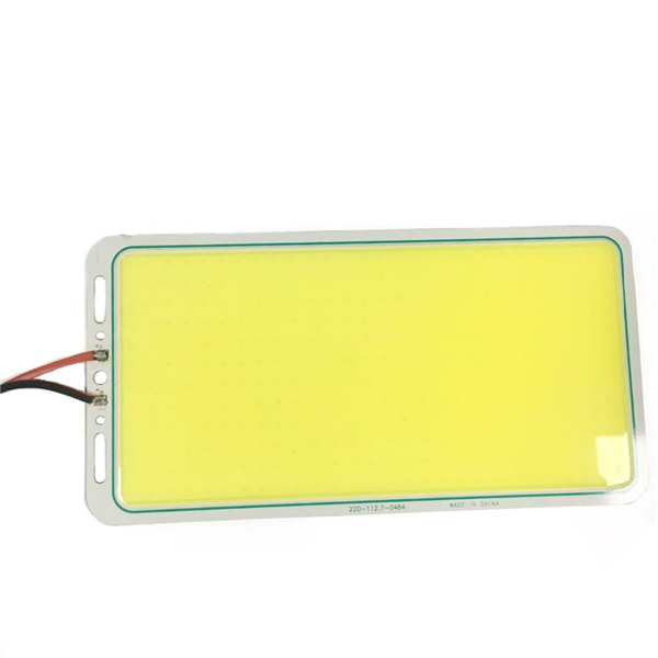 70W White/Warm White LED COB Chip Light with Clip 220*112mm for Camping Light Flood Light DC12-14V