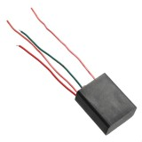 DC 3.7-7.4V 4A 800-1000KV Ultra-High Voltage Pulse Generator Super Arc Pulse Ignition Coil Module Transformer Inverter