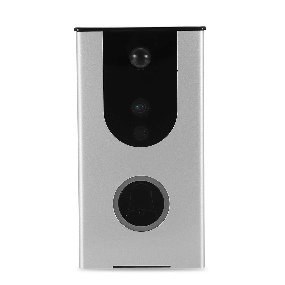 wireless wifi doorbell home security monitor phone. Black Bedroom Furniture Sets. Home Design Ideas