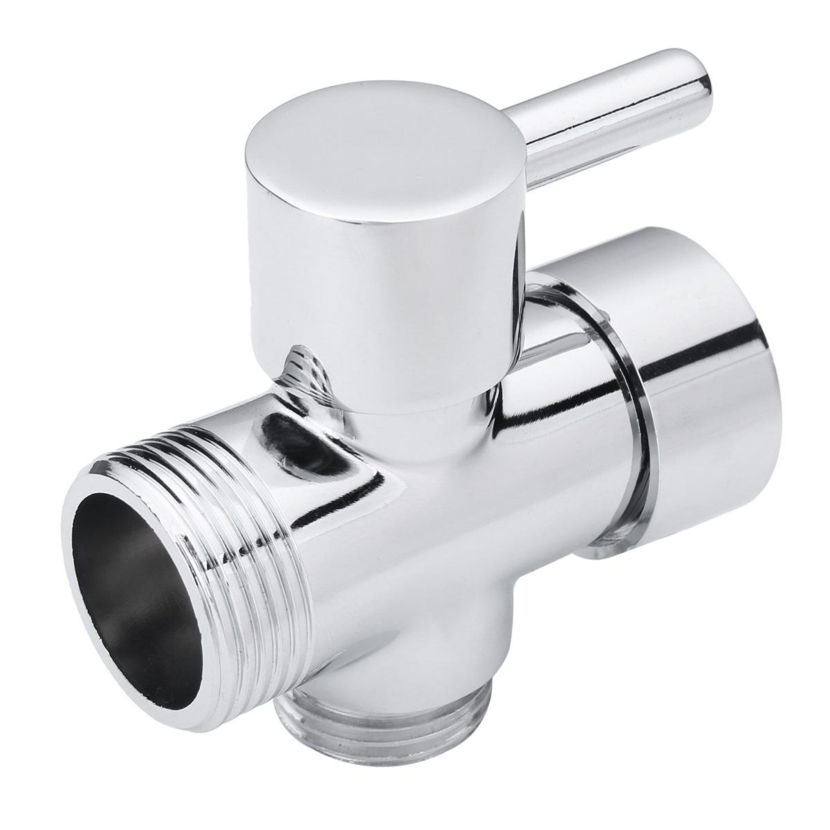 Hand Held Bidet Shattaf Wash Toilet Shower Head Set Bathroom Adapter Spray Jet