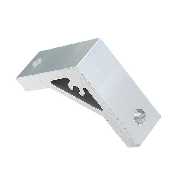 Machifit Aluminium Angle Corner Joint 90 Degree Corner Connector Bracket  for 2020 Aluminum Profile