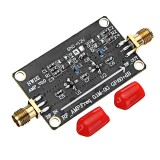 RF Wideband Amplifier LNA 0.1M-2G Gain 60dB Two-stage Amplification