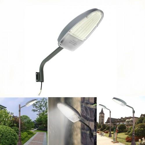 30W Light Control LED Road Street Flood Light for Outdoor Garden Spot Security AC85-265V