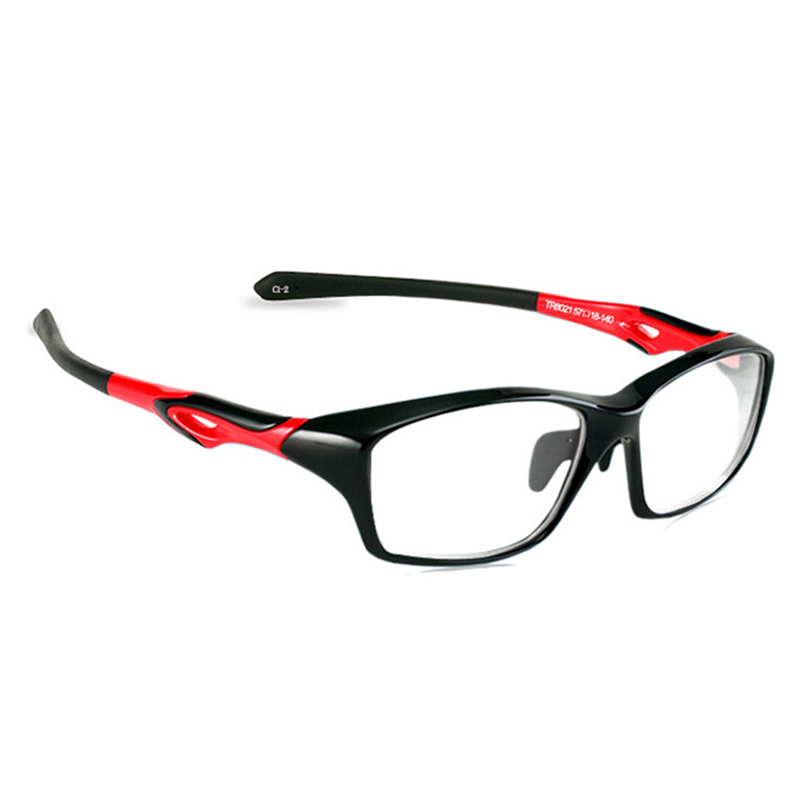 Sports Glasses Outdoor Bike Riding Glasses Frame Non Slip Care Glasses Windproof Cycling Glasses