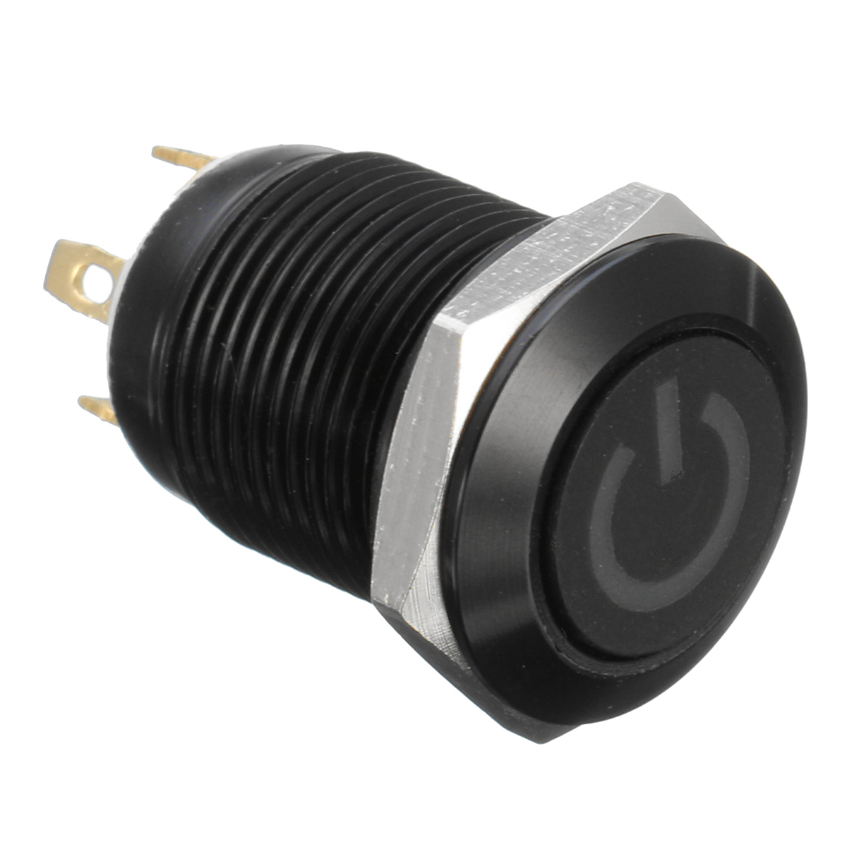 12v 4 Pin 12mm Led Metal Push Button Momentary Power Switch Pushbuttons And Latching On Off In Blue White B547b69d 678a 4ea8 A8e3 D41878e86094