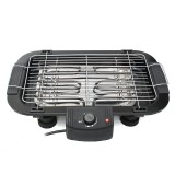 Non Stick Electric BBQ Teppanyaki Barbeque Grill Griddle Table Top Smokeless