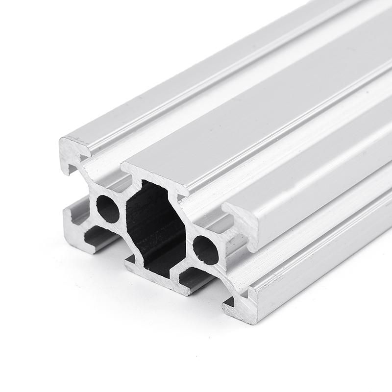 Machifit 600mm Length 2040 T Slot Aluminum Profiles