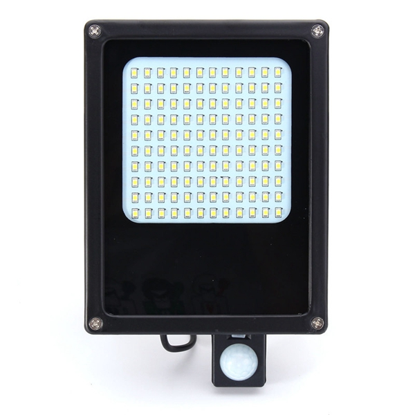 Solar powered 120 led pir motion light sensor flood light bd4c9f45 15f3 490b ae87 787083bd68b1g aloadofball Images