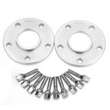 15MM Hubcentric Wheel Spacer Kit Blot Alloy For BMW 3 Series E36 E46 E90 E91 E92
