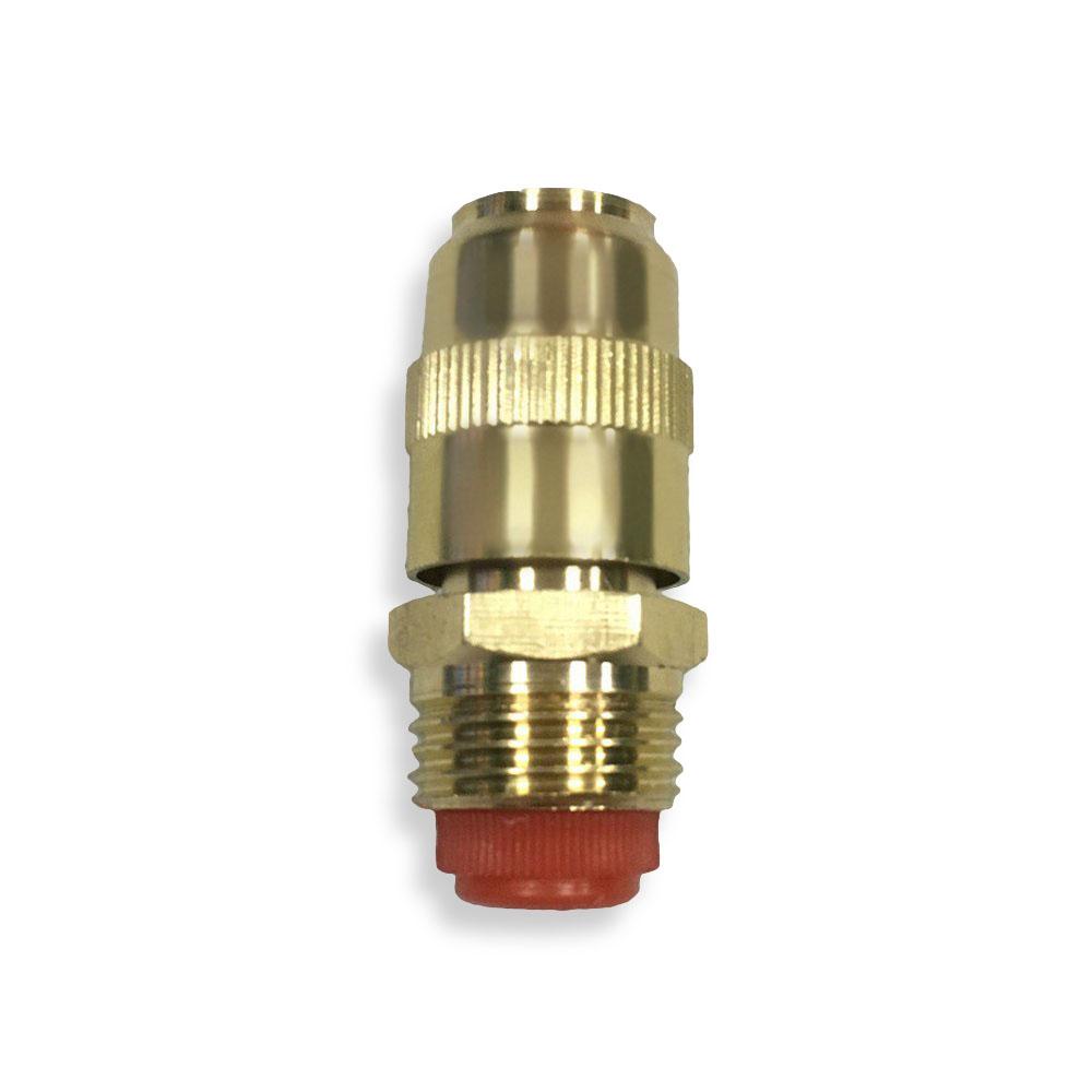 1 2 Dn15 Adjustable Copper Bullet Nozzle Spray Mist