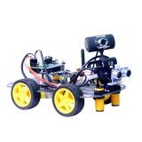 Xiao R DIY Smart Robot Wifi Video Control Car with Camera Gimbal Arduino UNO R3 Board