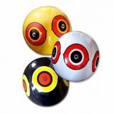 Air Inflation Rat Repeller Bird Scarer Ball Eco-Friendly Silk-screen Pest Repeller Safe Repellent Accessries