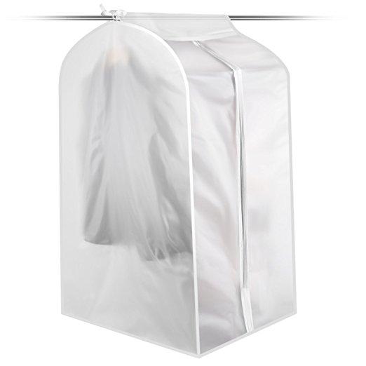 3d Garment Suit Coat Dustproof Cover Protector Wardrobe