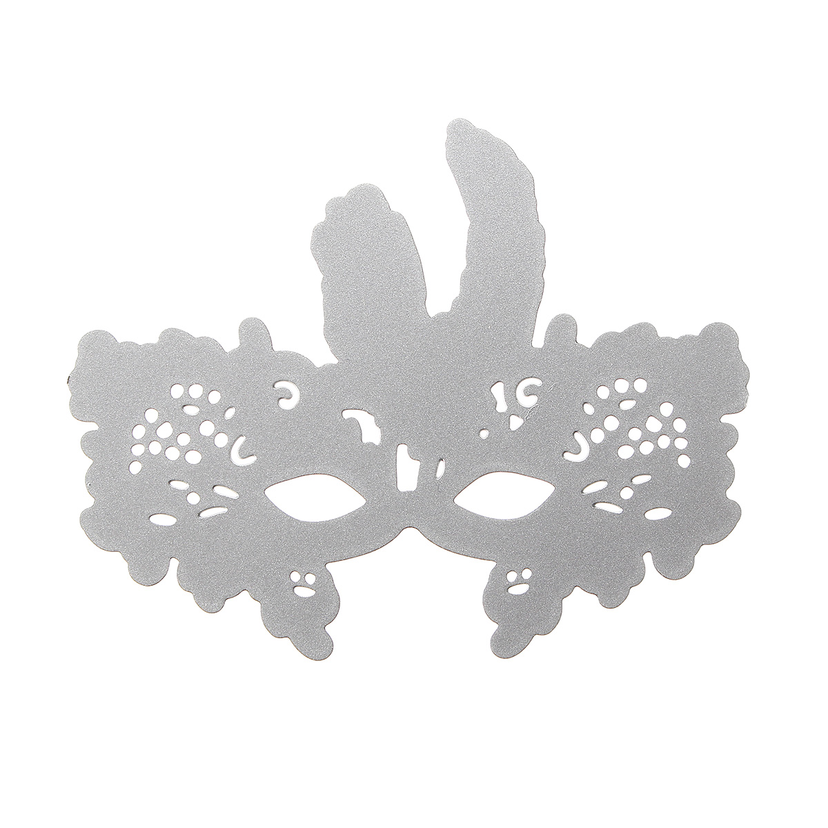 Carnival Mask Pattern Scrapbook DIY Album Card Paper Craft Maker Metal Dies Cutting Stencils 8.8x7cm