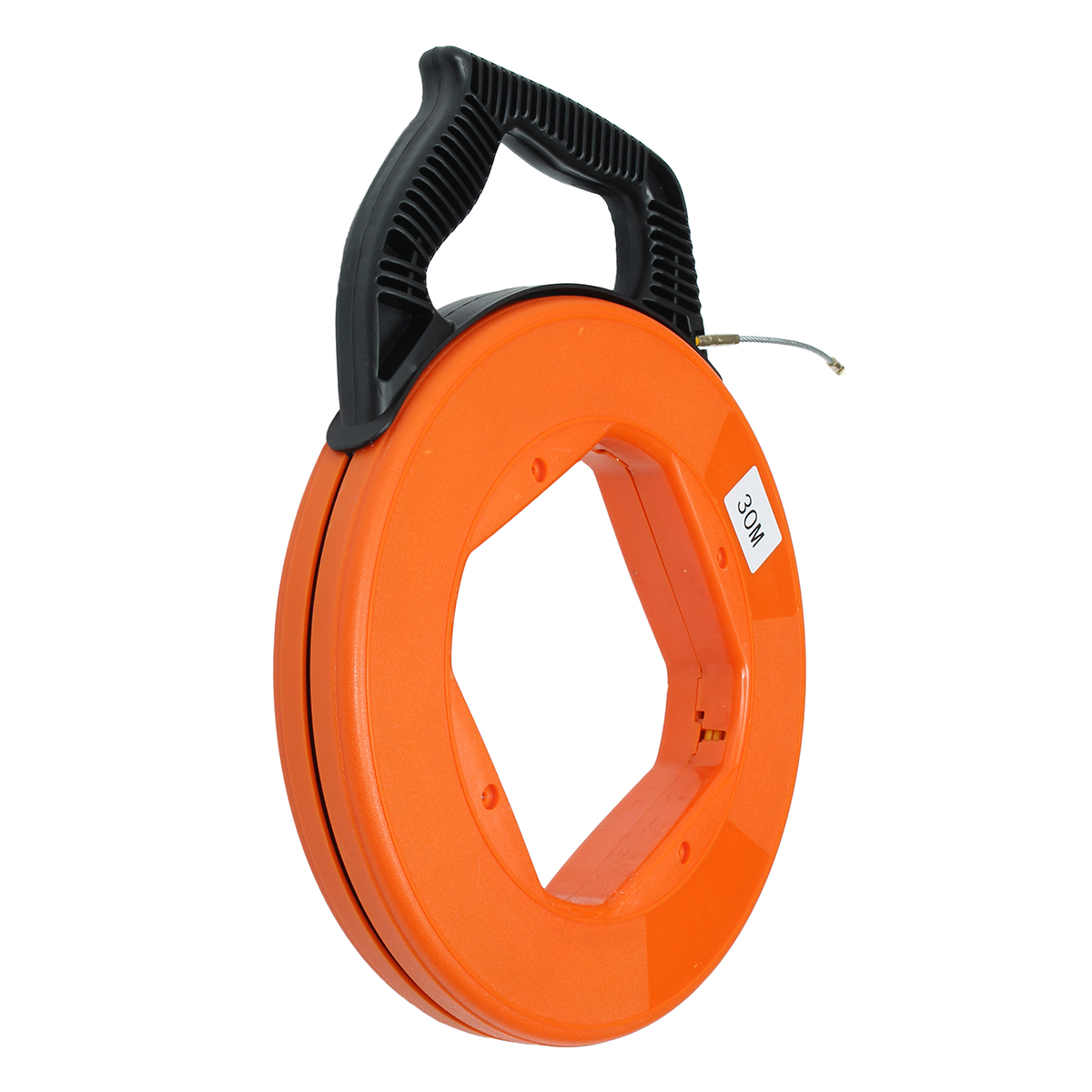 30M Fiberglass Fish Tape For Pulling Wire and Cable | Alexnld.com