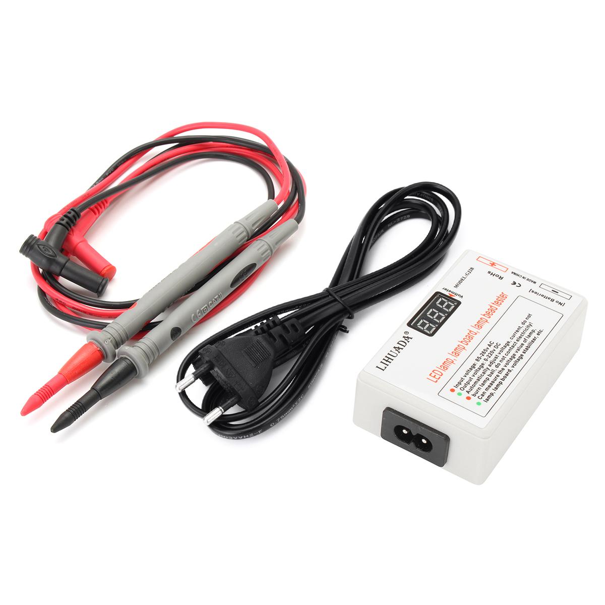 0 220v Output Multipurpose Smart Led Lamp Lcd Tv Backlight Tester Transistor For Repair Gj2b