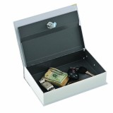 Metal Steel Cash Secure Hidden English Dictionary Money Box Coin Storage Books Safe Secret Piggy Bank
