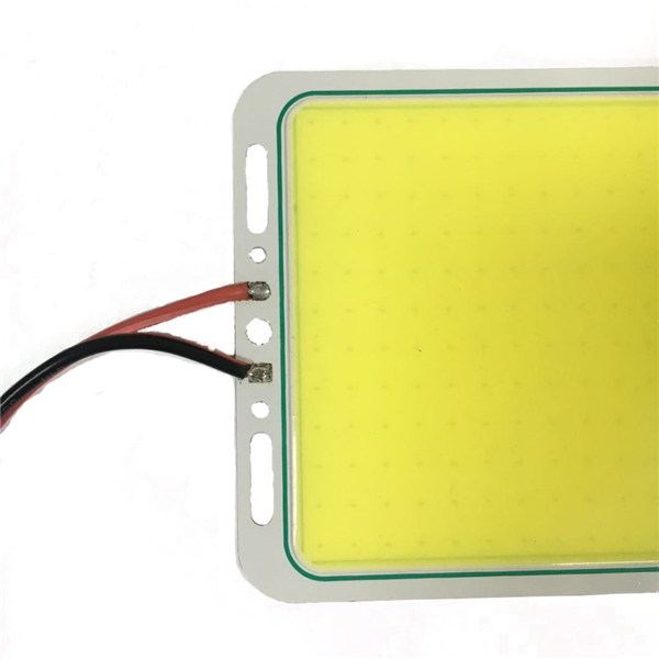 70W White/Warm White LED COB Chip Light 220*112mm for Camping Light Flood Light DC12-14V