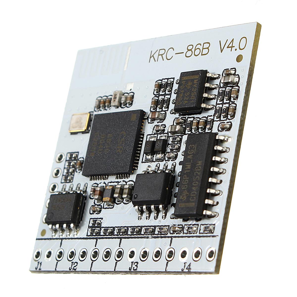 1 x KRC-86B Bluetooth 4.0 Stereo Audio Receiver Module Board