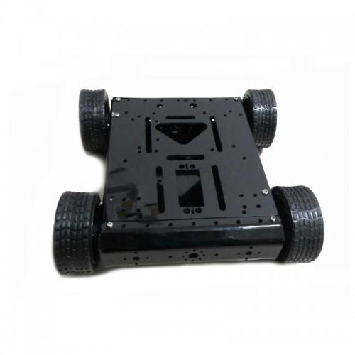 4WD DIY Drive Mobile Robot Platform Robot Tank Car Chassis For Arduino