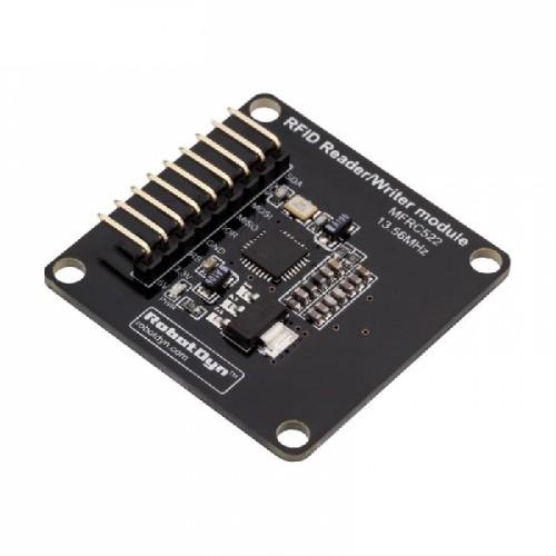 RobotDyn Compact RFID Reader NFC Module MFRC522 Writer 13.56MHz 5V 3.3V For Arduino