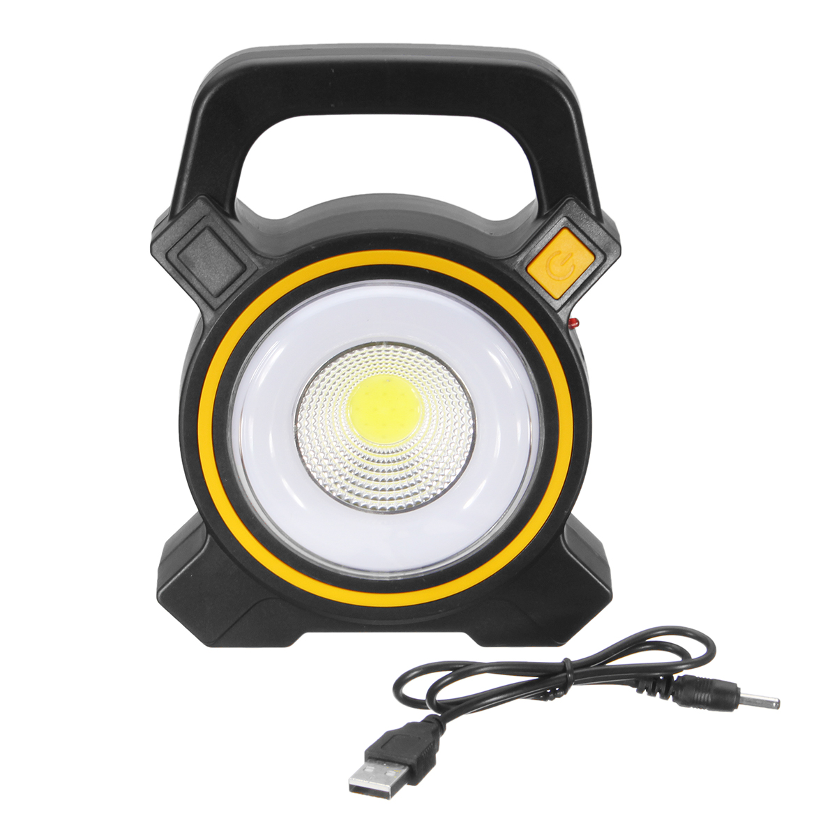 Outdoor 30W LED Camping Light Work Lamp Flood Light Fishing USB Rechargeable
