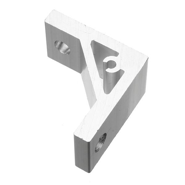 Machifit 90 Degree Aluminium Angle Corner Joint Corner Connector Bracket  for 3030 Aluminum Profile