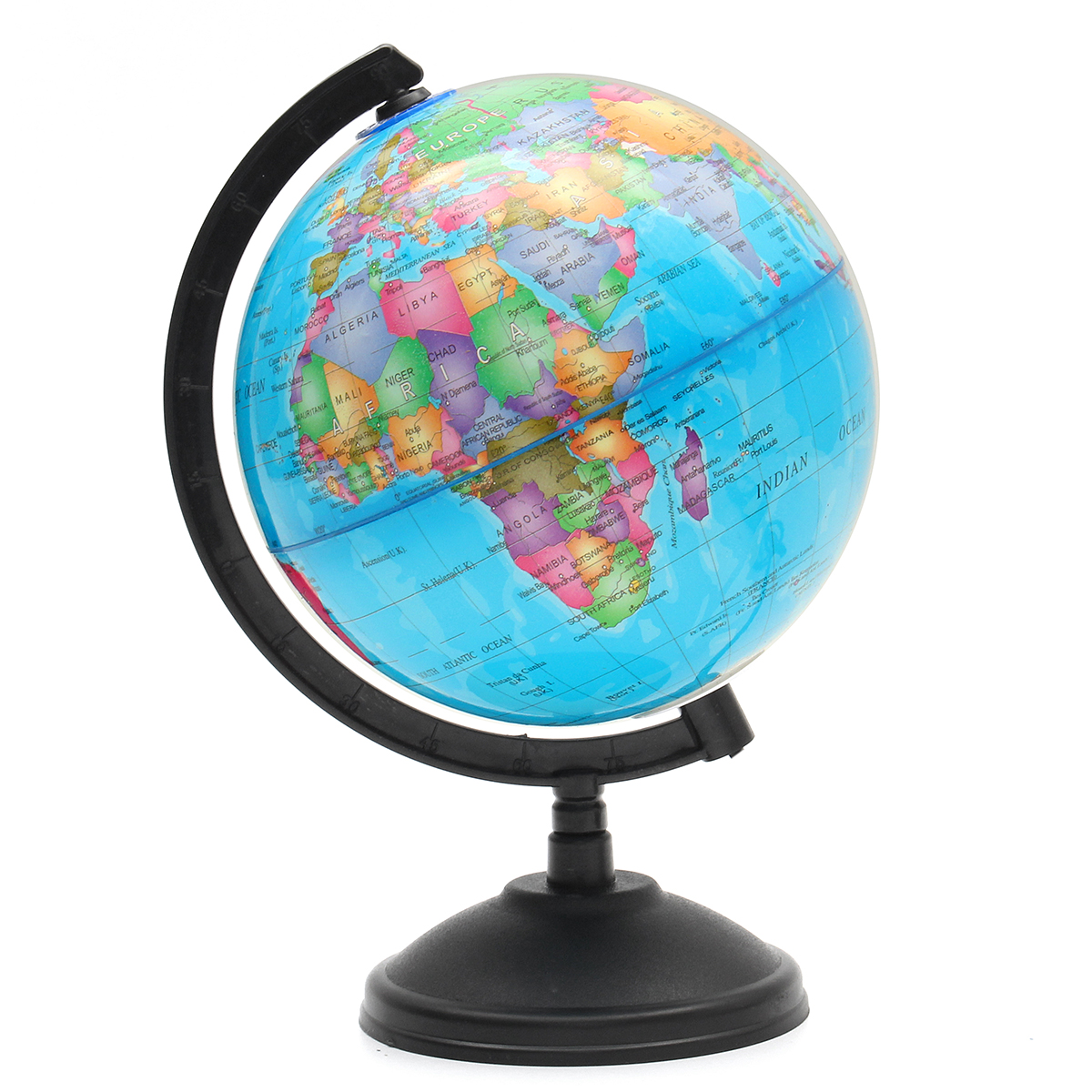 Atlas Globe Map.World Earth Globe Atlas Map Geography Education Gift W Rotating