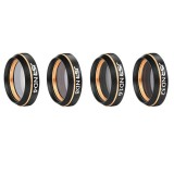 4 in 1 HD Drone ND4 + ND8 + ND16 + ND32 Lens Filter Kits for DJI MAVIC Air