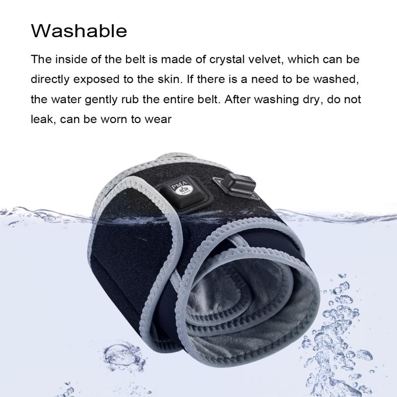 Xiaomi Original A10 PMA Heating Waist Lumbar Treatment Ultra-thin Graphene Fever Belt