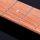6 Fret Portable Pocket Guitar Practice Tool Gadget for Beginner Chord Fingering Practice Tool