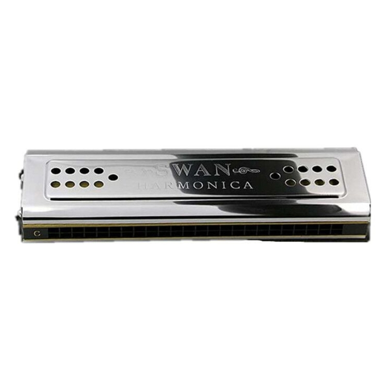how to play a double sided harmonica