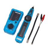 BSIDE FWT11 RJ11 / RJ45 Telephone Wire Tracker Ethernet LAN Network Cable Tester Detector Line Finder