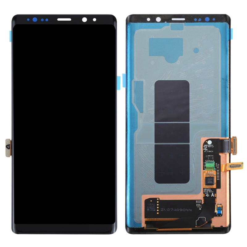 n9500 Lcd For Note 8 Display black Panel Galaxy Touch
