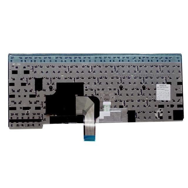 US Version Keyboard No Keyboard Backlight, for Lenovo Para IBM T440 T440P  T440S E431 E440 L440 T431S