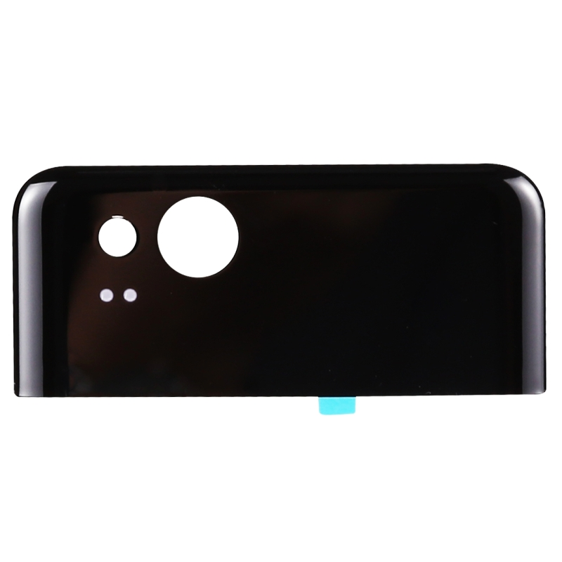 quality design cf3f7 355f1 Google Pixel 2 Back Cover Top Glass Lens Cover (Black)