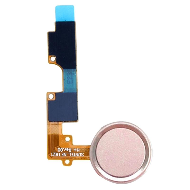 for LG V20 Home Button / Fingerprint Button / Power Button Flex Cable (Rose  Gold)