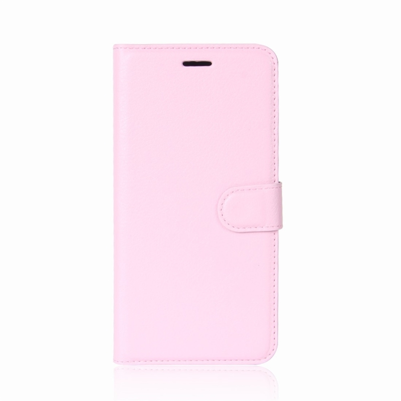 For Xiaomi Redmi Note 5 Pro Litchi Texture Horizontal Flip Protective Leather Case with Holder & · XIM0041F_1. ...