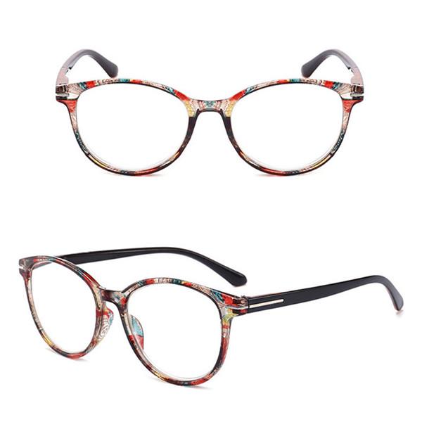 Men Women Multicolor Lightweight Reader Reading Glasses Computer Presbyopic Glasses