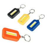 Portable Mini COB LED Keychain Camping Work Light Handy Pocket Flashlight for Outdoor Hiking Fishing