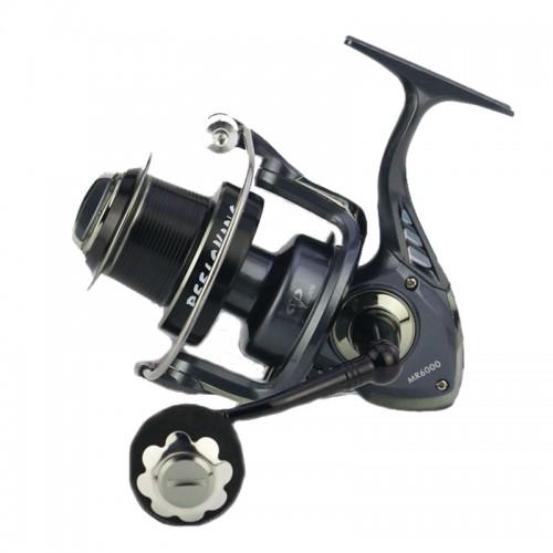 ZANLURE MR4000-7000 5.2:1 13+1BB Gapless Full Metal Distant Wheel Spinning Fishing Reel