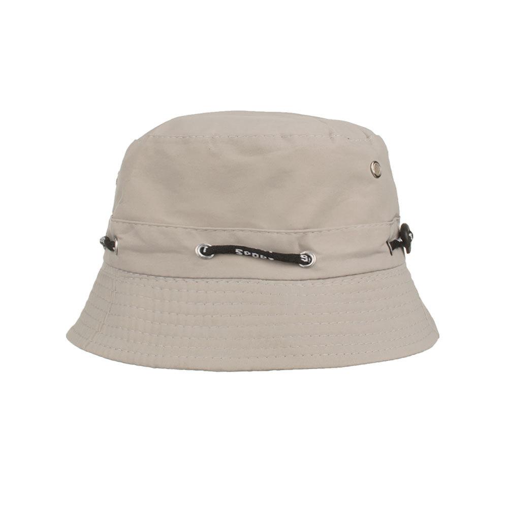 Unisex summer adjustable bucket hat sun sunscreen outdoor hats jpg  1000x1000 Bucket fishing hats fde9600a4fd9