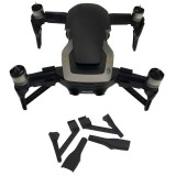 35mm Extended Landing Gear Skid Kit Riser Height Leg Support Protector for DJI MAVIC AIR Drone